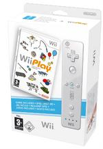 View Item Nintendo Wii Play Game Pack with Wii Remote White